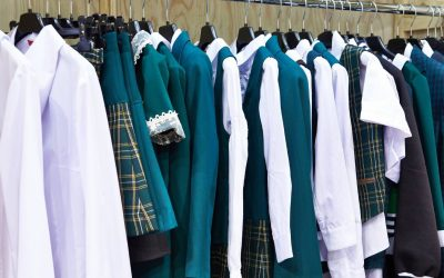 Let Mr Charles Run the Uniform Shop for Your School