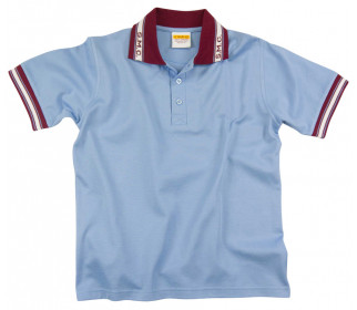 In-set Sleeve Polo