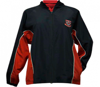 Sport Jacket with contrast panels