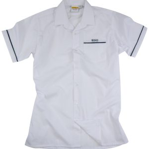 0401 e1396360770170 300x300 - Short sleeve shirt with Revere collar