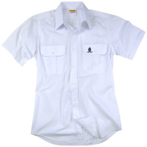Cadet style shirt