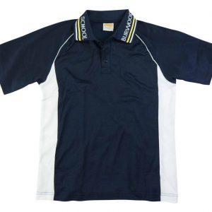 Raglan Sleeve Polo