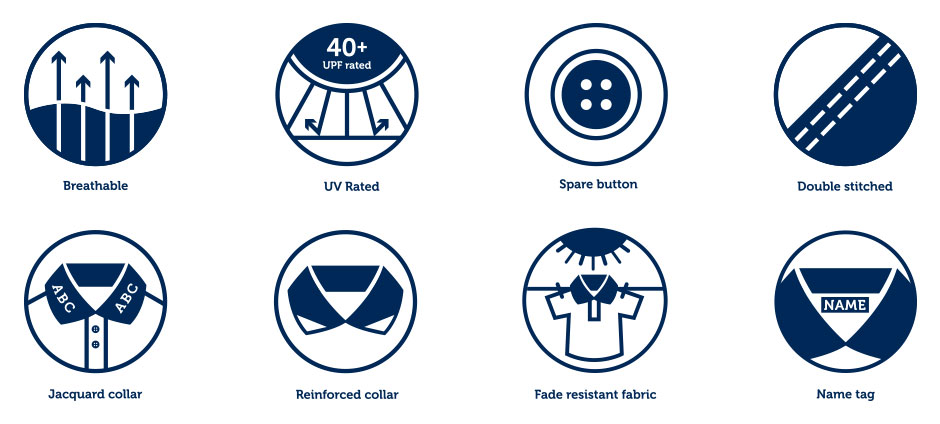 MRC5753 Polo shirt icons WEB image 3 - Raglan Sleeve Polo Shirt
