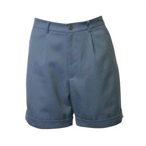 girls formal school shorts